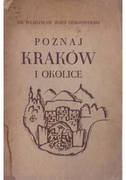 Poznaj Kraków i okolice, 1948 r.