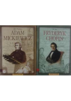 Fryderyk Chopin/ Adam Mickiewicz
