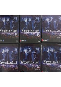 Kryminalni cz. 6, CD