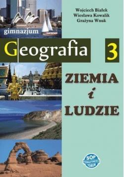Geografia GIM 3 Ziemia i ludzie podręcznik SOP