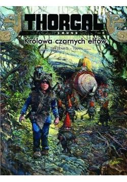 Thorgal - Louve.T 6.Królowa ciemnych  elfów