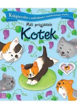 Mali przyjaciele Kotek