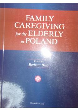 Family caregiving for the elderly in Poland