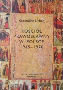 Kościół Prawosławny w Polsce 1945 - 1970