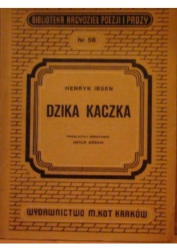 Dzika kaczka,1949 r.