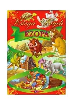 Księga bajek Ezopa