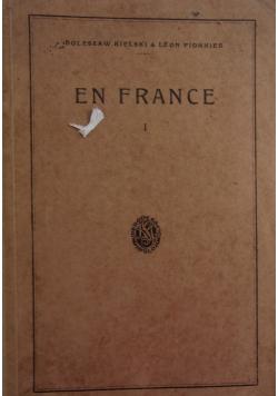 EN FRANCE,1926r.