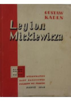 Legion Mickiewicza, 1946 r.