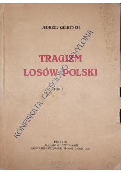 Tragizm losów polski, Tom I, 1937r.