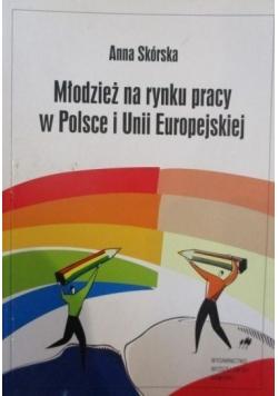 Młodzież na rynku pracy w Polsce i Unii Europejskiej