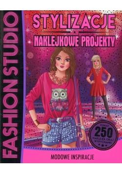 Fashion Studio Stylizacje Naklejkowe projekty