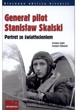 Generał pilot Stanisław Skalski