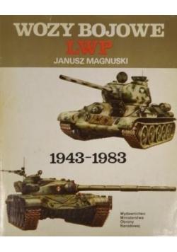 Wozy bojowe LWP 1943-1983