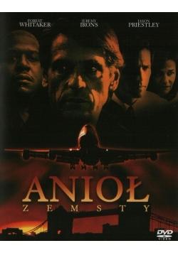 Anioł zemsty,płyta DVD