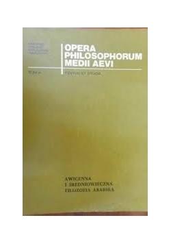 Opera philosophorum medii aevi Tom4