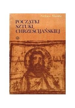 Początki sztuki chrześcijańskiej