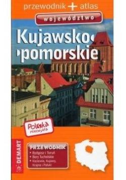 Przewodnik + Atlas Województwo Kujawsko-Pomorskie
