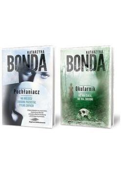 Pakiet Katarzyna Bonda Pochłaniacz/Okularnik