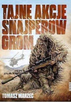 Tajne akcje snajperów GROM wyd. II