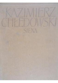 Siena, 1923 r.