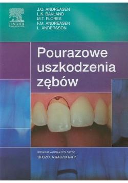 Pourazowe uszkodzenia zębów