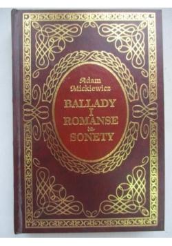 Ballady i Romanse, Sonety