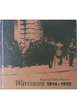 Warszawa w latach 1914-1918