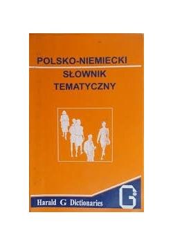 Polsko-niemiecki słownik tematyczny