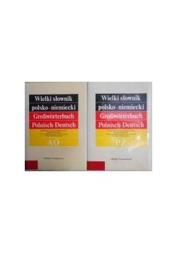 Wielki słownik polsko-niemiecki, Tom I-II