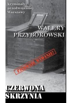 Kryminały przedw. Warszawy. Czerwona skrzynia