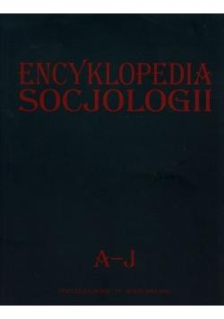 Encyklopedia socjologii Tom 1 A-J