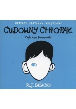 Cudowny chłopak. Audiobook