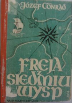 Freja z siedmiu wysp, 1946 r.