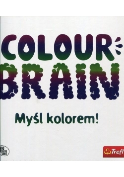 Colour Brain. Myśl kolorem TREFL