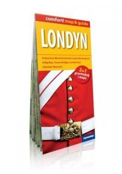 Comfort!map&guide Londyn 2w1