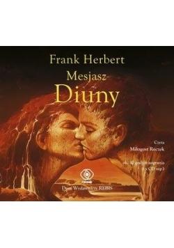Mesjasz Diuny. Książka audio CD MP3