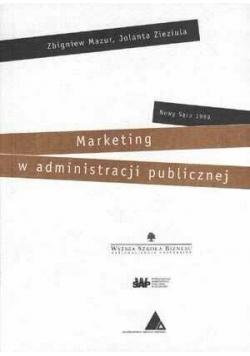 Markreting w administracji publicznej