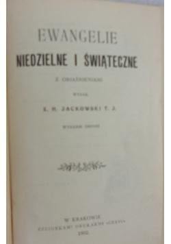 Ewangelie niedzielne i świąteczne, 1902 r.