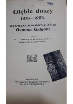 Głębie duszy, 1914 r.