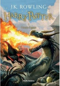 Harry Potter 4 Czara Ognia BR w.2016