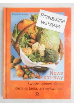 Przepyszne warzywa
