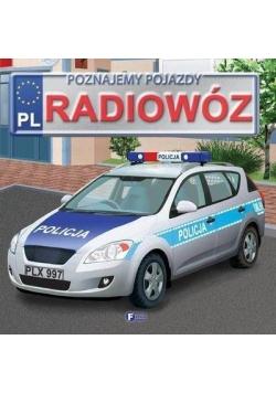 Poznajemy pojazdy. Radiowóz FENIX