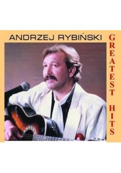 Greatest Hits - Rybiński Andrzej CD