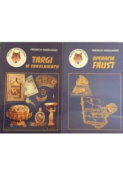 Targi w Sokolnikach / Operacja Faust