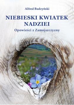 Niebieski kwiatek nadziei