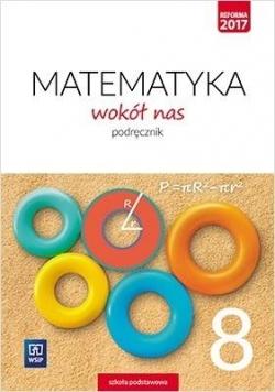 Matematyka Wokół nas SP 8 Podr. WSiP