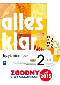 Alles Klar Neu 2 podr ZP + CD w.2016 WSiP