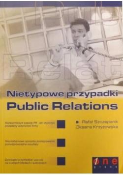 Nietypowe przypadki Public Relations