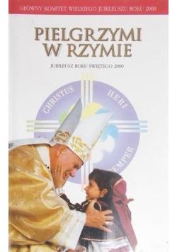 Pielgrzymi w Rzymie/Pielgrzymi na modlitwie