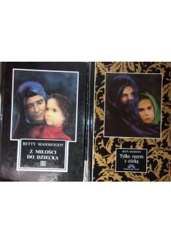 Za miłość do dziecka/Tylko razem z córką, zestaw 2 książek